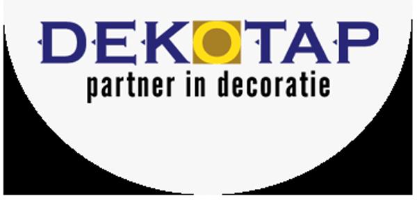 Dekotap partner in decoratie Logo